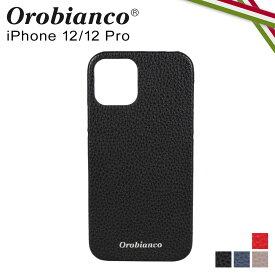 【最大1000円OFFクーポン】 オロビアンコ Orobianco iPhone 12 mini 12 12 Pro ケース スマホ 携帯 アイフォン メンズ レディース シュリンク調 PU LEATHER BACK CASE ブラック ネイビー グレージュ レッド 黒