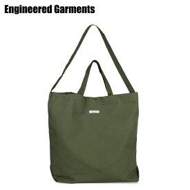 【最大2000円OFFクーポン】 エンジニアードガーメンツ ENGINEERED GARMENTS バッグ トートバッグ ショルダー メンズ レディース 2WAY CARRY ALL TOTE オリーブ 21S1H015
