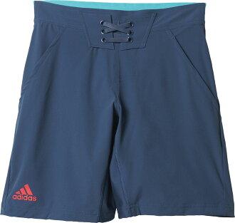 阿迪达斯阿迪达斯裤子短裤 adizero 网球海军男装 [排除]