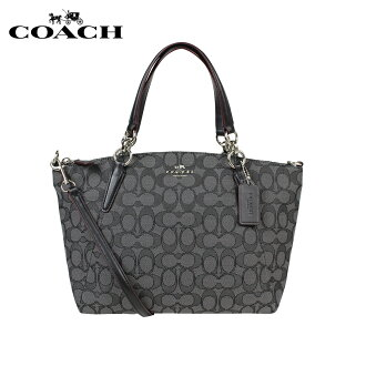 430695d2af SneaK Online Shop  COACH coach bag handbag bag F36625 smoked black ...