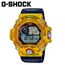 カシオ CASIO G-SHOCK レンジマン 2017 腕時計 GW-9403KJ-9JR ジーショック Gショック G-ショック イエロー コラボ メンズ ...