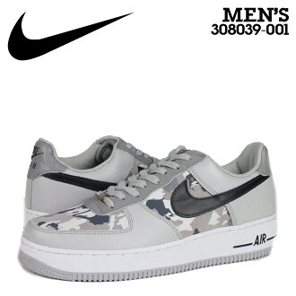 [SOLD OUT] Nike NIKE air force sneakers AIR FORCE 1 PREMIUM NEUTRAL air force 308039-001 grey mens