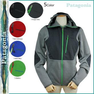 巴塔哥尼亚巴塔哥尼亚羊毛外套男士 31810 冰锥混合肉体超薄适合涤纶男士秋天 2013年新