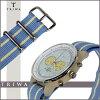 [SOLD OUT]氧化钍TRIWA手表淡蓝色NEAC115 ALABASTER LAVENDER NEVIL人分歧D