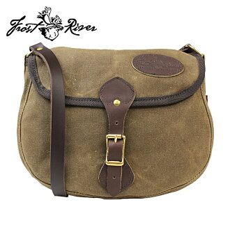 Frost River FROST RIVER bag shoulder bag men's oblique call 561 canvas shoulder 2015 spring summer new khaki SHELL BAG [5 / 22 new stock] [regular] ★ ★