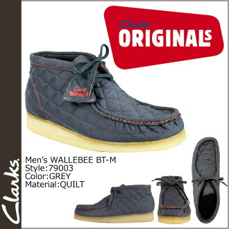 [SOLD OUT] Clarks originals Clarks ORIGINALS Wallaby boots WALLEABEE BT 79003 mens