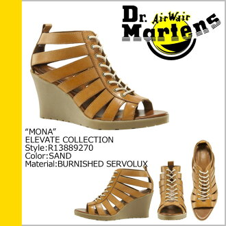 [SOLD OUT] Dr. Martens Dr.Martens Sandals [sand] R13889270 MONA Leather Womens