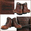 Chippewa CHIPPEWA work boots 73126 8INCH TIPPED BRIAR W P INS A T POLAR W wise leather men's