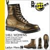 [最大2,016日元OFF优惠券]博士马丁Dr.Martens 1460 8礼堂长筒靴女士WOMENS 8EYE BOOT R13661650人[20]