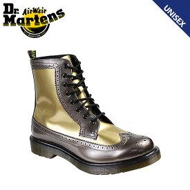 ドクターマーチン Dr.Martens 8ホール メンズ レディース ウイングチップ ブーツ HARRIE R15286971