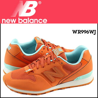 New balance new balance WR996WJ Womens sneakers D wise fabric / mesh