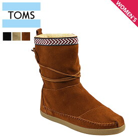 a7e7d65fede トムズ シューズ TOMS SHOES レディース ブーツ SUEDE TRIM WOMEN S NEPAL BOOTS トムス トムズシューズ