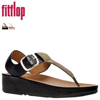 10 倍適合點觸發器 FitFlop 婦女 TIA 涼鞋 TIA 皮革涼鞋 351 2 顏色