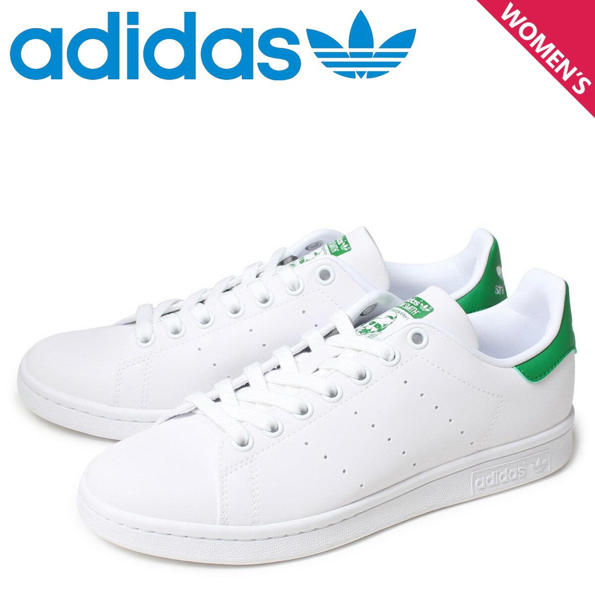 【半期決算セール】 アディダス オリジナルス adidas Originals スタンスミス スニーカー レディース STAN SMITH W BB5153 ホワイト