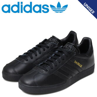 Adidas gazelle adidas sneakers men gap Dis Originals GAZELLE BB5497 shoes black originals [load planned Shinnyu load in reservation product 12/22 containing]