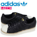 257aaaec4c0 Adidas superstar 80s adidas Originals Lady s sneakers SUPERSTAR NEW BOLD W  CQ2365 black originals  load planned Shinnyu load in reservation product 5 9  ...