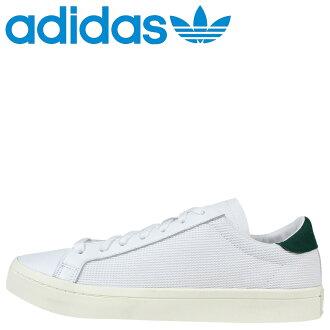 原件阿迪三葉草阿迪達斯外套有利法院有利 S76198 運動鞋男鞋白色