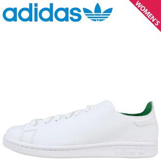 阿迪达斯斯坦史密斯女子阿迪达斯原件运动鞋斯坦史密斯 NUUDE W 原件白鞋 S76544
