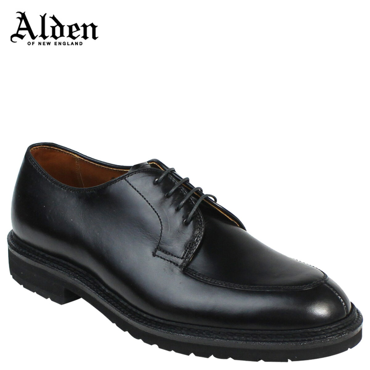 ALDEN オールデン シューズ メンズ MOCC TOE BLUCHER Dワイズ 7117S