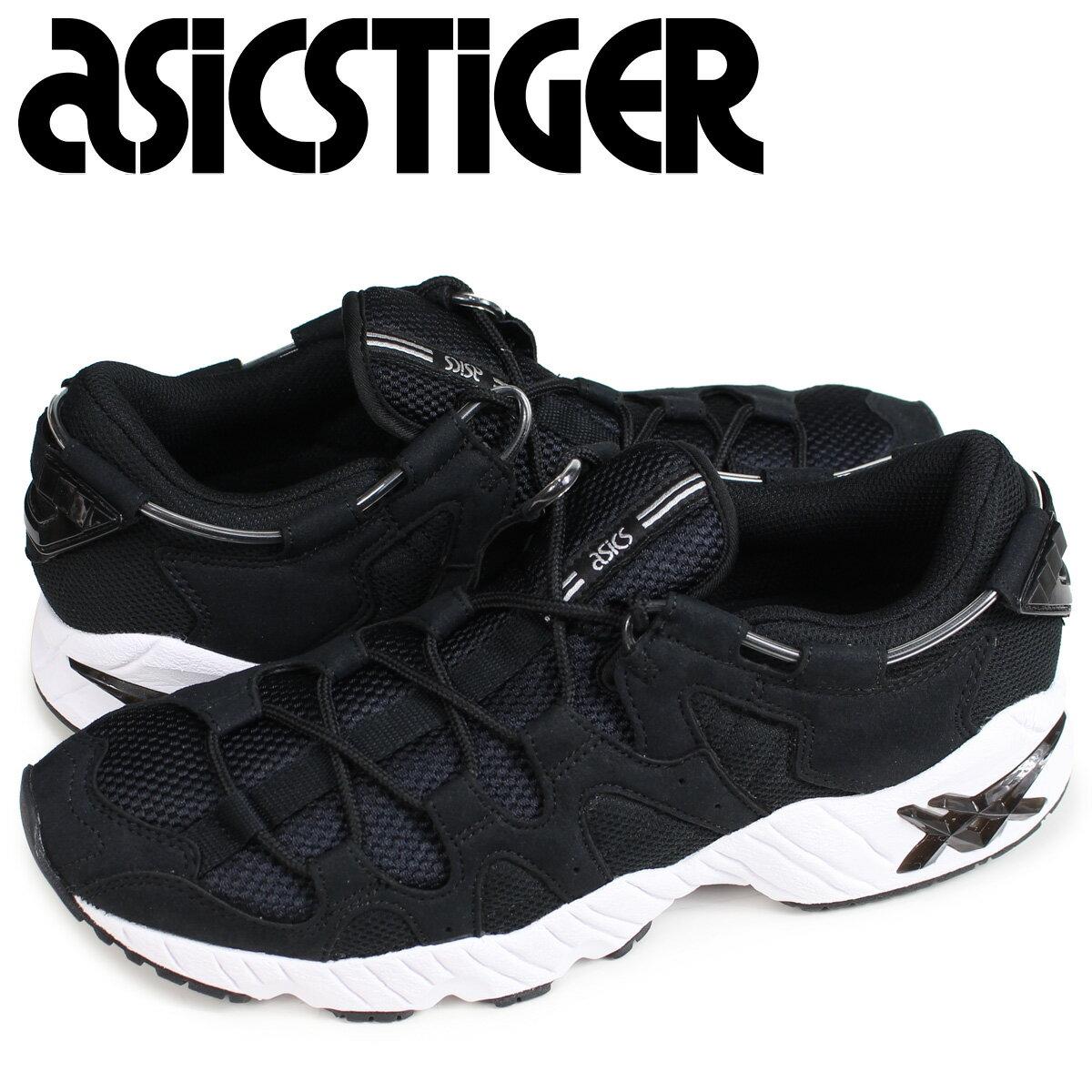 アシックスタイガー asics Tiger ゲルマイ スニーカー GEL-MAI TQ703N-9090 メンズ ブラック