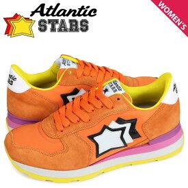 アトランティックスターズ Atlantic STARS ベガ スニーカー レディース VEGA ARA-82F オレンジ