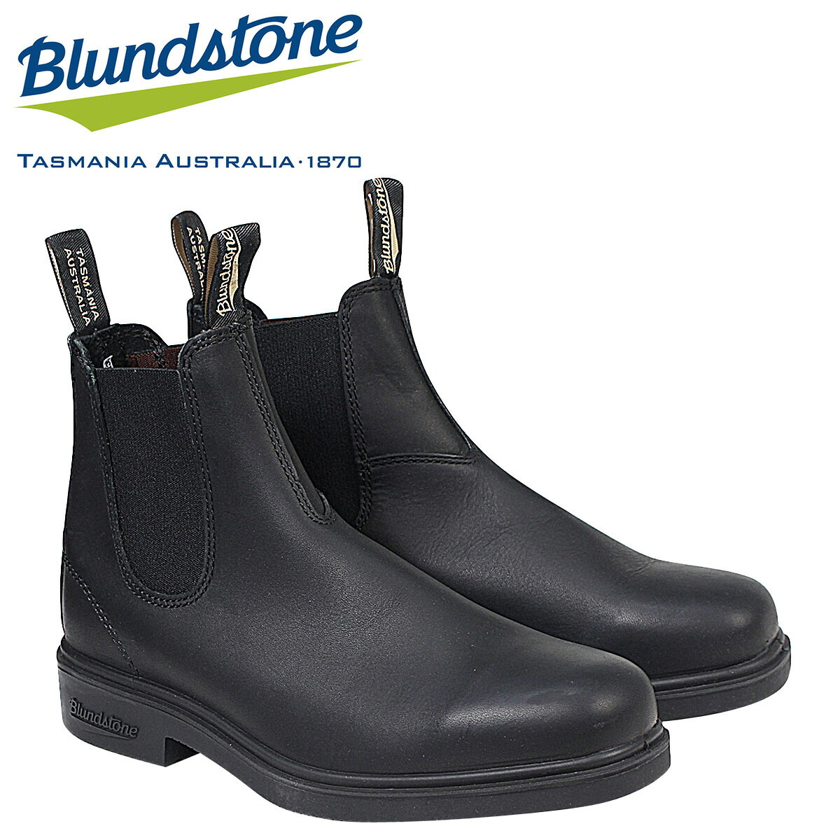 ブランドストーン Blundstone サイドゴア メンズ ブーツ DRESS CHELSEA BOOTS 063 ブラック