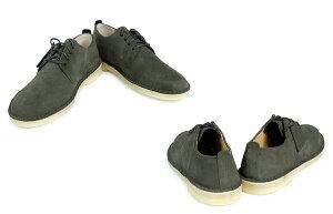 クラークスデザートロンドンシューズメンズClarksDESERTLONDON26128284靴グリーン[予約商品10/23頃入荷予定新入荷]