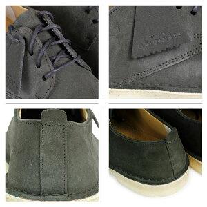 クラークスデザートロンドンシューズメンズClarksDESERTLONDON26128284靴グリーン[11/4新入荷]