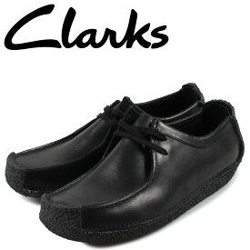 【最大2000円OFFクーポン】 クラークス clarks ナタリー ブーツ メンズ NATALIE ブラック 黒 26133272