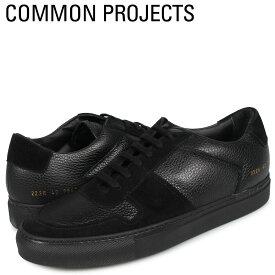 【最大2000円OFFクーポン】 コモンプロジェクト Common Projects ビーボール ロー プレミアム スニーカー メンズ BBALL LOW PREMIUM ブラック 黒 2226-7547