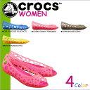 [最大2000円OFFクーポン] クロックス crocs レディース サンダル パンプス アドリナ フラット ADRINA FLAT 11238 海外正規品 [S50]