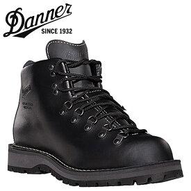 ダナー Danner マウンテンライト2 ブーツ メンズ MOUNTAIN LIGHT 2 Dワイズ EEワイズ MADE IN USA ブラック 30860 [8/20 追加入荷]