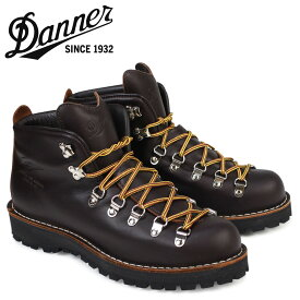 ダナー Danner マウンテンライト ブーツ MOUNTAIN LIGHT 30866 MADE IN USA メンズ ブラウン