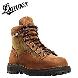 【最大2000円OFFクーポン】 ダナー Danner ダナーライト2 ブーツ メンズ DANNER LIGHT 2 Dワイズ EEワイズ MADE IN USA ライトブラウン 33000