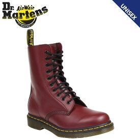【最大2000円OFFクーポン】 ドクターマーチン 10ホール メンズ レディース Dr.Martens 1490 ブーツ 10EYE BOOT R11857600