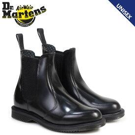 【最大2000円OFFクーポン】 ドクターマーチン サイドゴア レディース メンズ Dr.Martens ブーツ チェルシーブーツ FLORA CHELSEA BOOT R14649001