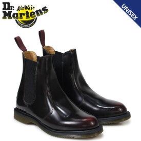 【最大2000円OFFクーポン】 ドクターマーチン サイドゴア メンズ レディース Dr.Martens ブーツ チェルシーブーツ FLORA CHELSEA BOOT R14650601