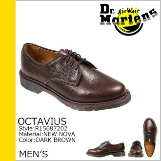 [SOLD OUT]博士馬丁Dr.Martens 5禮堂鞋OCTAVIUS 5 EYELET SHOE R15687202人