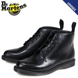 ドクターマーチン Dr.Martens 5ホール ブーツ メンズ レディース EMMELINE KENSINGTON 5EYE BOOT ブラック R16701001