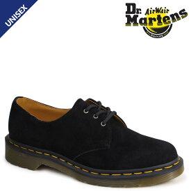 ドクターマーチン Dr.Martens 3ホール 1461 メンズ レディース オックスフォード シューズ 3EYELET SHOE R21471001 ブラック