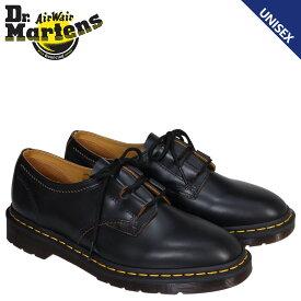 ドクターマーチン Dr.Martens 1461 メンズ レディース ギリーシューズ GHILLIE SHOE R22695001 ブラック