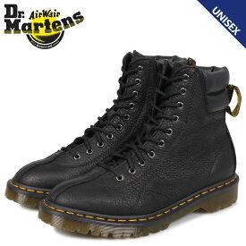 【最大1000円OFFクーポン】 ドクターマーチン Dr.Martens 10ホール ブーツ メンズ レディース SANTO GRIZZLY 10EYE BOOT ブラック 黒 R24969001