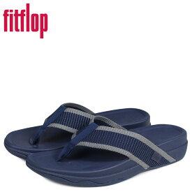 【最大2000円OFFクーポン】 FitFlop フィットフロップ サンダル トングサンダル サーファー メンズ SURFER ネイビー J41