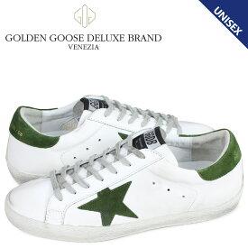 ゴールデングース Golden Goose スニーカー スーパースター メンズ レディース SUPERSTAR ホワイト 白 G34MS590 N17