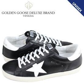 ゴールデングース Golden Goose スニーカー スーパースター メンズ レディース SUPERSTAR ブラック 黒 G34MS590 N31