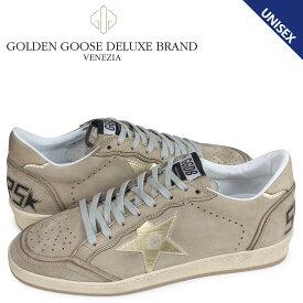 ゴールデングース Golden Goose スニーカー ボールスター メンズ レディース BALL STAR ブラウン G34MS592 L6