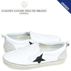 ゴールデングース Golden Goose スニーカー ハナミ スリッポン メンズ レディース HANAMI ホワイト 白 G34MS596 D2