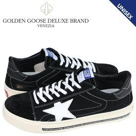 ゴールデングース Golden Goose スニーカー グラインドスター メンズ レディース GRIND STAR ブラック 黒 G34MS824 A4