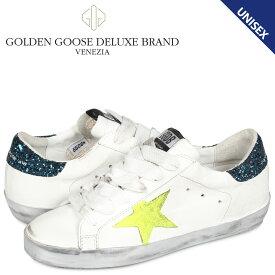 【最大2000円OFFクーポン】 ゴールデングース Golden Goose スーパースター スニーカー メンズ レディース SUPERSTAR ホワイト 白 G35WS590 R49