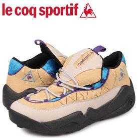 ルコック スポルティフ le coq sportif スニーカー LCS TR メンズ ベージュ QL2OJC52GB [9/11 新入荷]